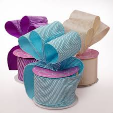 celebrate it 360 ribbon polka dot ribbon a way to add flair to your parcel