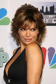 how to style lisa rinna hairstyle more pics of lisa rinna layered razor cut 3 of 7 short