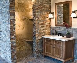 slate tile bathroom designs the copper rust slate collection rustic bathroom minneapolis slate