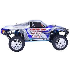 nitro gas rc monster trucks hsp 2 4ghz 1 8 rc car off road nitro gas short course rally
