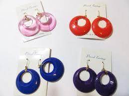 1970s earrings 104 best earrings vintage pierced clip back for sale at