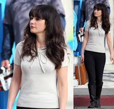 zooey deschanel new girl fashion wwzdw what would new girl see ya fashion season 1 episode 24 wwzdw what would