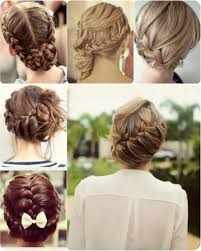 easy updo hairstyles step by step super easy knotted bun updo and