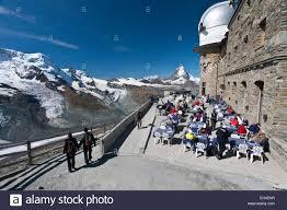 swiss canton of valais zermatt hotel kulmhotel gornergrat is the