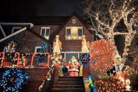 Dyker Heights Christmas Lights Travelettes The Christmas Lights Of Dyker Heights