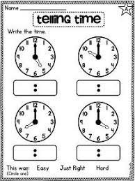 116 best telling time images on pinterest telling time