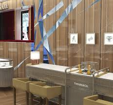 Home Design Gifts Tiffany Store by Tiffany Store Marks Its Opening At Selfridges By Recreating A