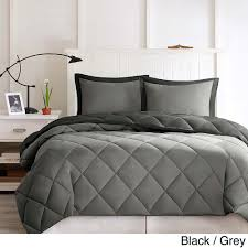Black Down Comforter The Best Bedding For Pet Owners It U0027s Treated With 3m Scotchgard