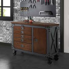 garage workbench and cabinets costco work bench whalen metal and wood workbench cabinet heavy duty