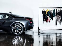 lexus lfa vs bmw i8 surprise her with a carbon fiber dress inspired by bmw u0027s i8
