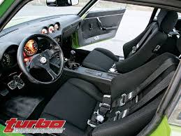 The Beast Car Interior 1970 Datsun 240z Green Monzter Photo U0026 Image Gallery