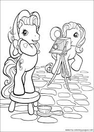 204 coloriage poney images ponies pony