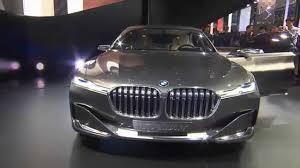 bmw future luxury concept bmw vision future luxury concept premiere
