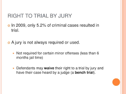 A Bench Trial Is Heard By Ppt Criminal Justice Process The Trial Process Powerpoint