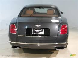 grey bentley 2011 titan grey bentley mulsanne sedan 49747592 photo 5