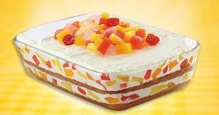 yummy dessert fiesta float del monte philippines kakaning