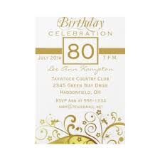 80th birthday invitation templates reduxsquad com