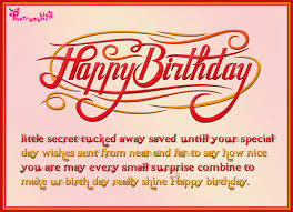 happy birthday message wishes and greetings picture ecard jpg