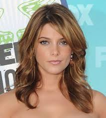 medium length hairstyle for over weight women red carpet haircut medium length thick hair