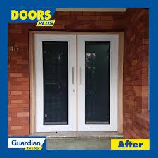 guardian glass doors front guardian 2in1 archives doors plus