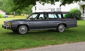 green ford station wagon cc outtake 1986 ford ltd crown victoria wagon u2013 delightfully di