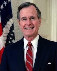 Siege Caddie B George H W Bush