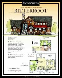 Timber Floor Plan by Builder Floor Plans The Coves Mountain River Club Nc