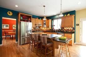 idee meuble cuisine peinture bois meuble cuisine excellente idee couleur peinture