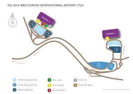 Boston Logan Airport Terminal Map by Tel Aviv Tel Aviv Ben Gurion International Airport Tlv Israel