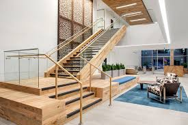 office stairs design office design gallery pioneer millworks