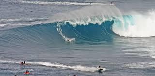 jaws surf break aka pe u0027ahi maui guidebook
