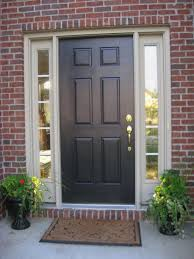 House Doors Exterior by Best Paint For Exterior Metal Door Best Exterior House
