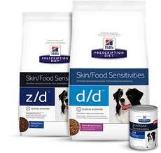hill u0027s prescription diet d d skin food sensitivities potato