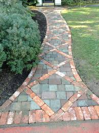 patio paver designs landscape contemporary with flowers paver path