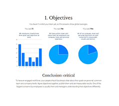 goal setting okr and status reporting best practices weekdone