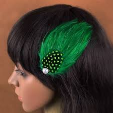 hair accessories malaysia nero handmade feather fascinator hair feather hair pins