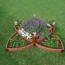 Raised Garden Beds Kits Designer Raised Garden Bed Kits Hooksandlattice Com