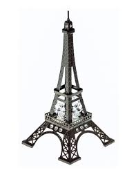 Eiffel Tower Decoration Amazon Com Eiffel Tower 24k Gold Plated Figurine With Swarovski