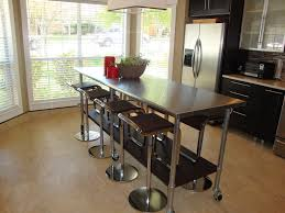 lovely kitchen cart stainless steel top 38 photos