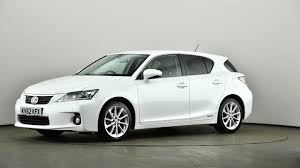 lexus head office uk contact used lexus ct 200h 1 8 premier 5dr cvt auto white kv62kfx