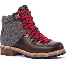 womens boots fashion footwear 25 best leather hiking boots ideas on hiking