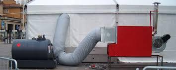 riscaldamento per capannoni noleggio riscaldamento per tensostrutture capannoni gazebi