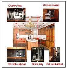 High End Kitchen Cabinet Manufacturers Top Quality Cherry Wood Door High End Kitchen Cabinets Formica