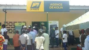 mon bureau de poste côte d ivoire le bureau de poste de kolia rouvre ses portes