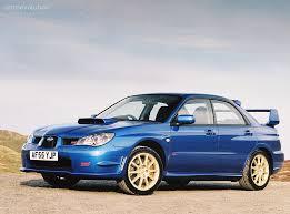 old subaru impreza subaru impreza wrx sti specs 2005 2006 2007 autoevolution