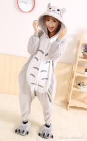 anime totoro cosplay halloween costumes for women men disfraces