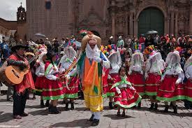 peruvian traditions
