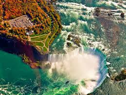 nissan canada niagara falls the best waterfalls in the world business insider