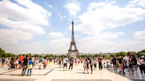 The Eiffel Tower by Eiffel Tower Paris Book Tickets U0026 Tours Getyourguide