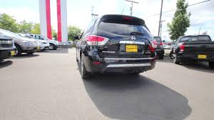 nissan pathfinder youtube 2015 2015 nissan pathfinder platinum magnetic black fc676095 kent